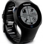 Garmin touchscreen GPS watch