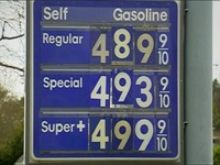 gas prices 5 dollars