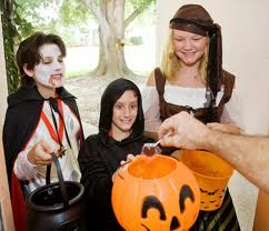 GPS Tracking Children Halloween