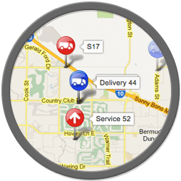 FieldLogix Real-Time GPS Fleet Tracking