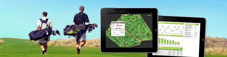 Tagmarshal Golf GPS Device