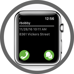 apple watch gps tracking