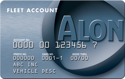 alon fuel card gps telematics integration
