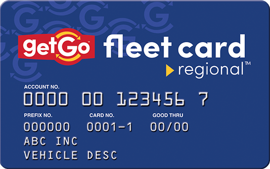 getgo fleet fuel card gps telematics integration